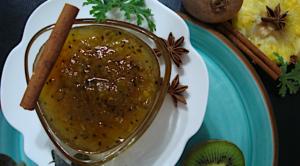 Marmelada-me-aktinidia-ananades-kai-mpaxarika-1