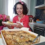 Αφράτη τυρόπιτα σουφλέ - συνταγή misstasty