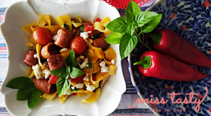 Lazania-thnou-loukanika-pasta-flwrinhs-3